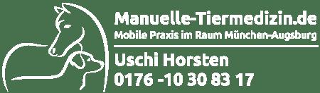 Manuelle Tiermedizin Logo